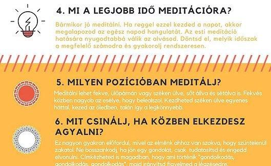 9 tipp meditálóknak