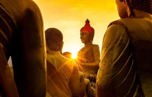 Buddha a naplamentében